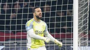 Kostas Lamprou, Ajax - Heerenveen, 01202019