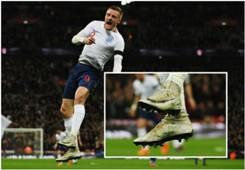 Jamie Vardy's boots