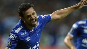 Fred Cruzeiro Huracan Libertadores 10042019