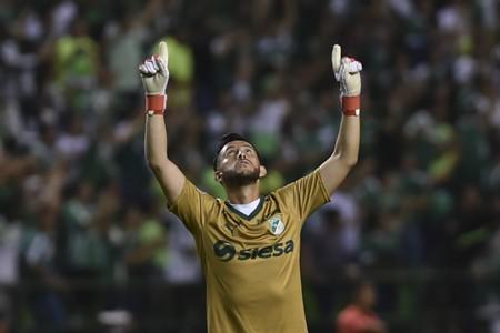 Camilo Vargas Deportivo Cali Copa Sudamericana