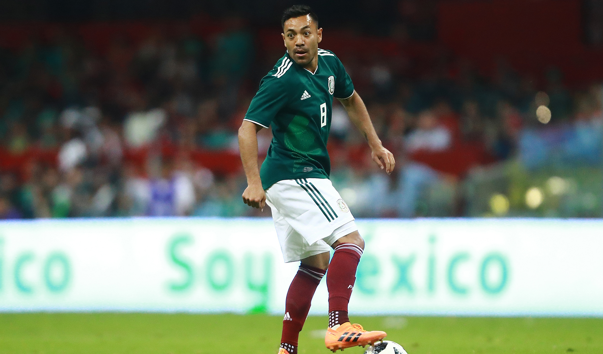 Besiktas, interested in getting the services of Marco Fabián
