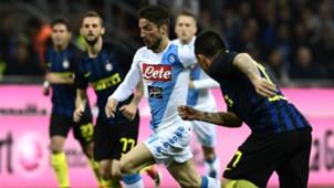 Mertens Inter Napoli Serie A
