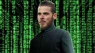 David de Gea, Matrix