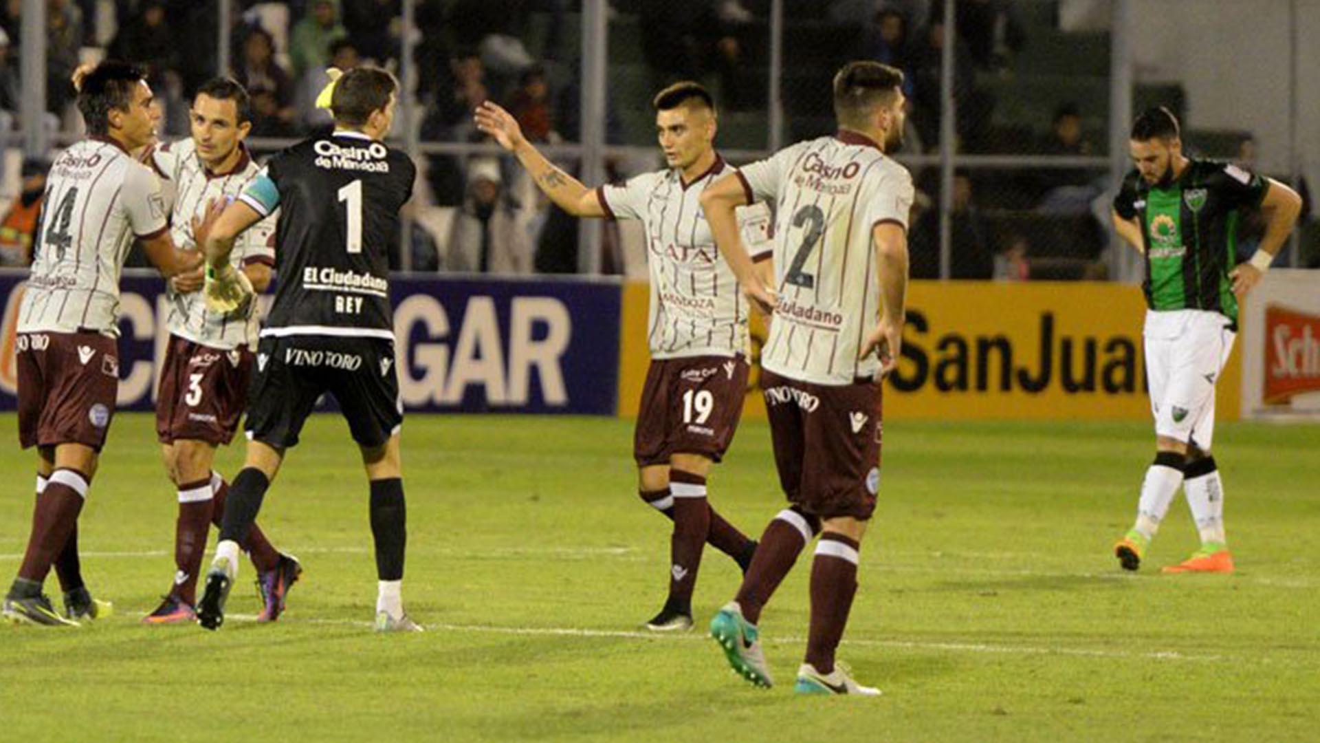 Godoy Cruz San Martin San Juan Primera Division 12052017