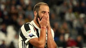 Gonzalo Higuain, Juventus, Serie A, 20092017