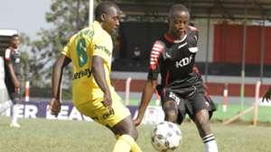 Ulinzi Stars v Mathare United