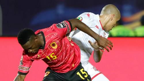 Tunisia Angola AFCON 06242019