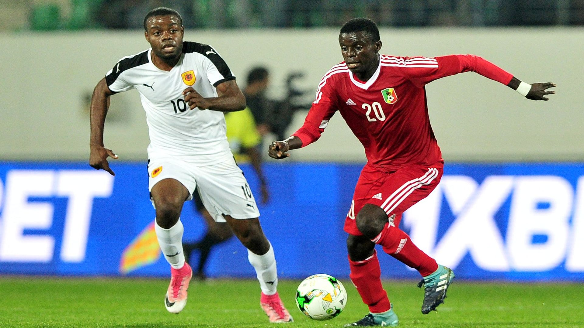 CHAN 2018: Angola earns draw against Congo as both advance to quarters