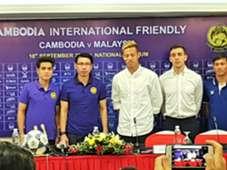 Nazmi Faiz Mansor, Tan Cheng Hoe, Malaysia, Keisuke Honda, Cambodia, 09092018