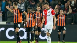 Feyenoord - Shakhtar Donetsk, Champions League 10172017