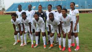 Super Falcons win in Gambia
