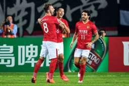Guangzhou Evergrande - ACL 2018