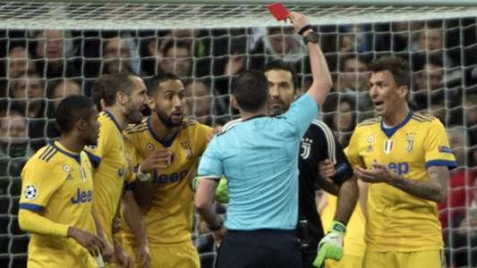 Buffon Oliver Real Madrid Juventus Champions League