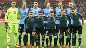 uruguay XI polonia