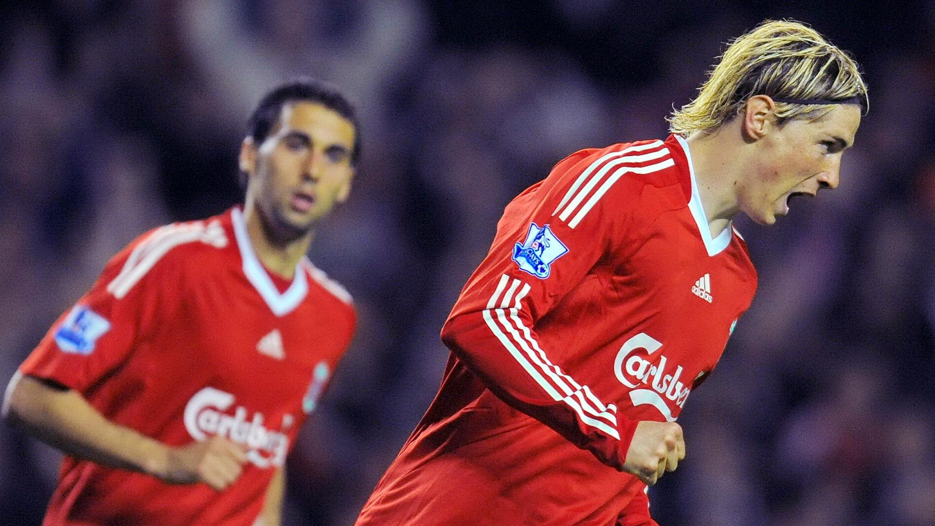 Fernando Torres Liverpool 4-4 Arsenal