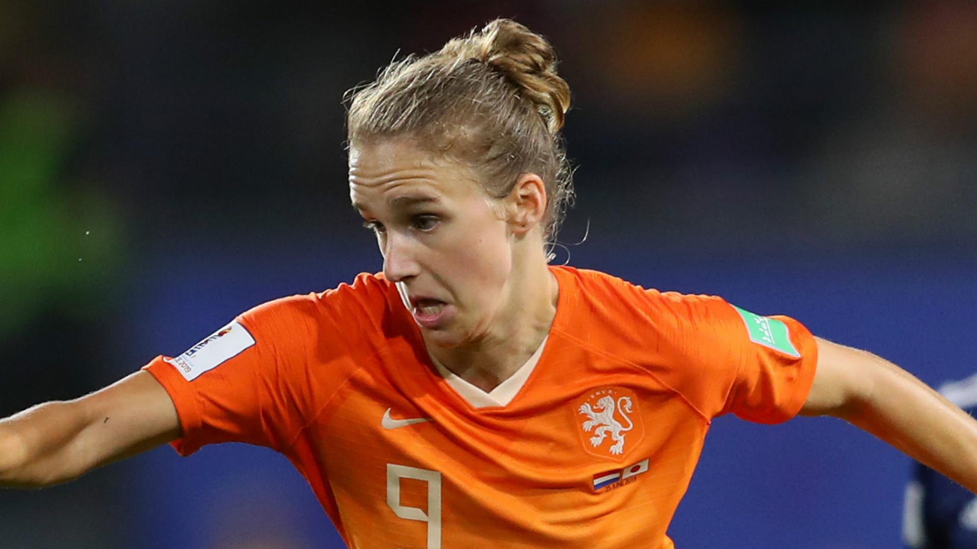 Vivianne Miedema Netherlands 2019