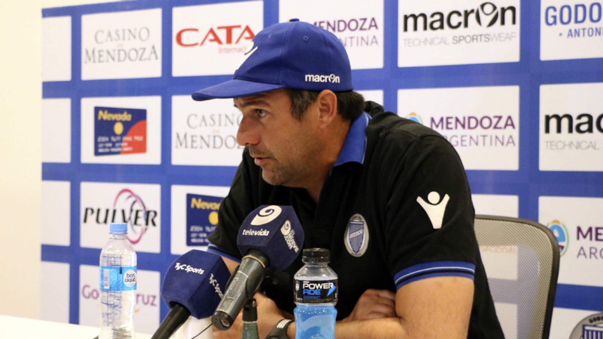 Diego Dabove Godoy Cruz 2018