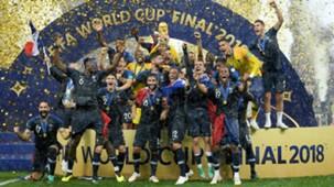Francia mundial 2018