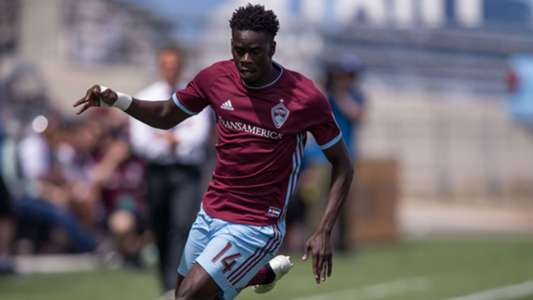 Dominique Badji Colorado Rapids MLS 2018
