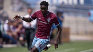 Dominique Badji Colorado Rapids MLS 2018
