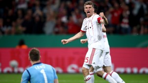 Thomas Müller FC Bayern DFB Pokal 0418