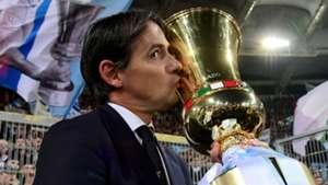 Simone Inzaghi Lazio Coppa Italia 2019
