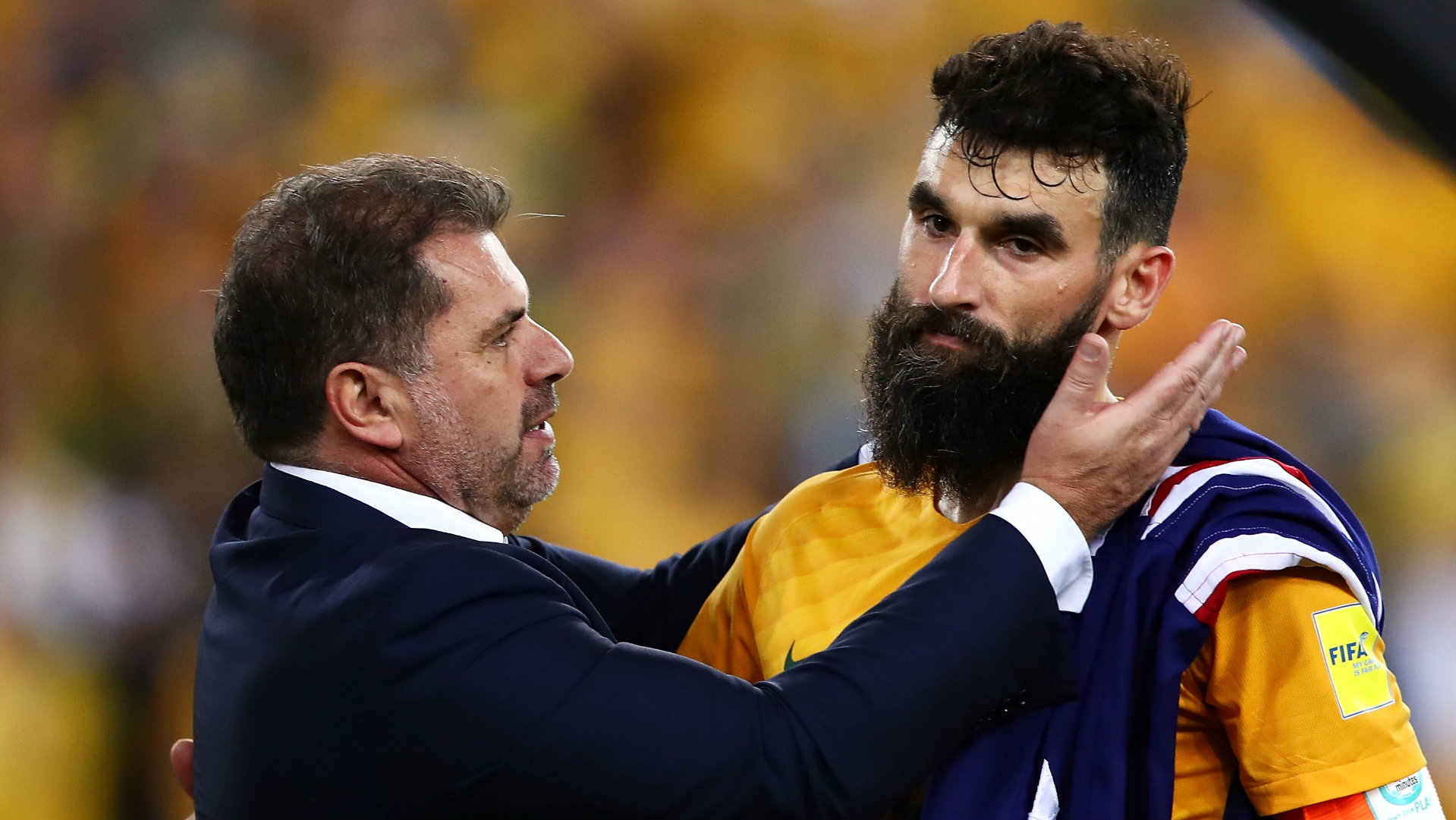 Jedinak sends Socceroos to Russian Federation