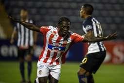 Yimmi Chará Junior gol a Alianza Lima