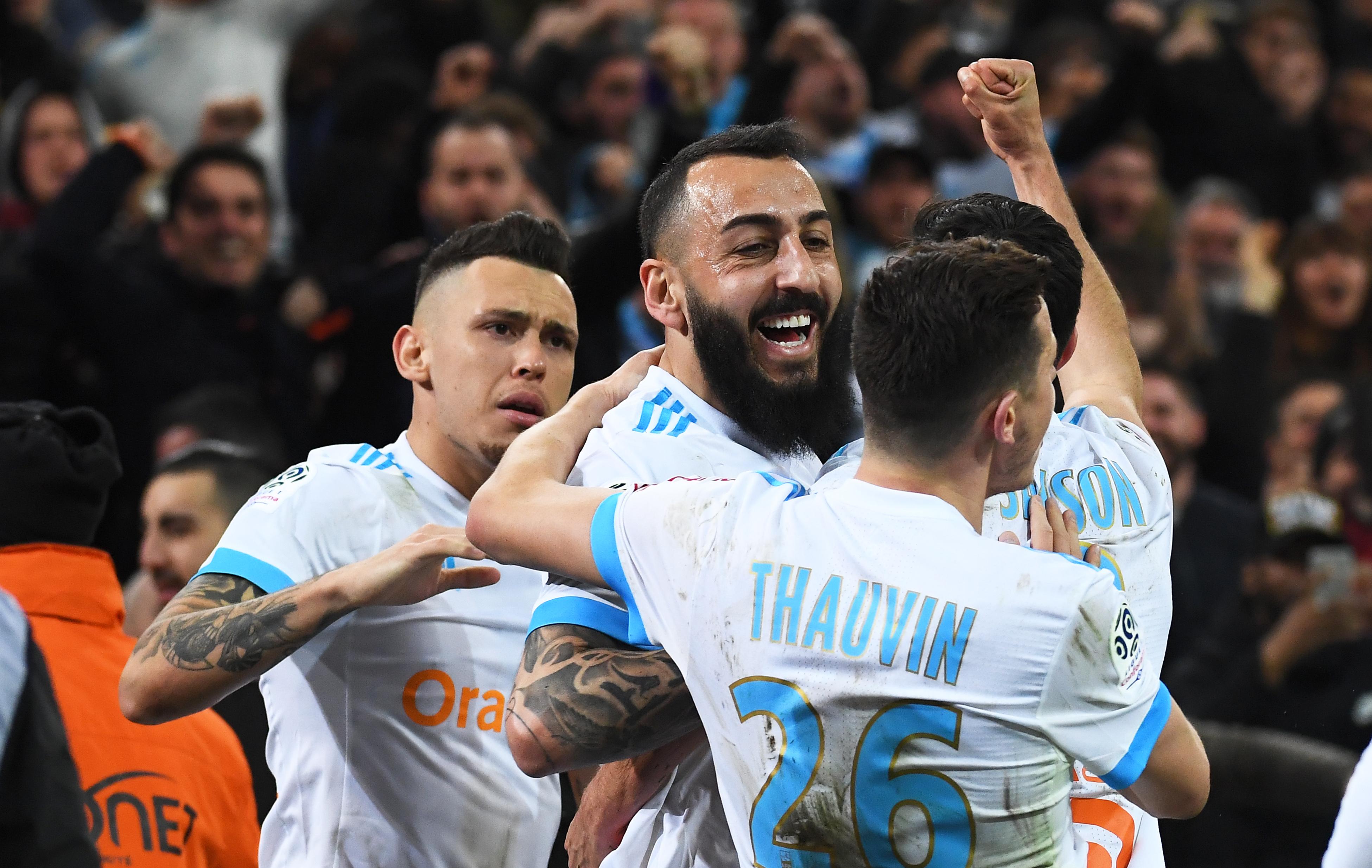 Marsella Ligue 1