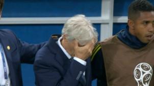 CAPTURA Jose Pekerman Colombia England World Cup 2018