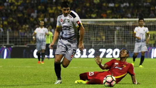 Yashir Pinto, Perak, Selangor, Super League, 10/07/2017