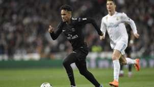 Neymar PSG Real Madrid 14022018