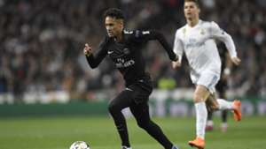 Neymar PSG Real Madrid 14022018