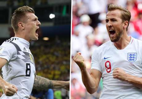 The best team of World Cup matchday two