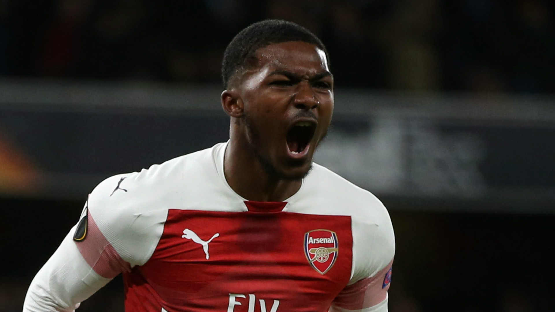 Ainsley Maitland-Niles Arsenal 2018-19