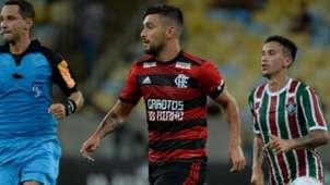 Arrascaeta Flamengo Fluminense Carioca 14022019