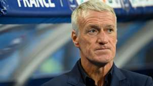 Didier Deschamps France Andorra UEFA Euro Qualifiers 2020
