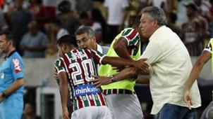 Sornoza Abel Braga Fluminense Sao Paulo Brasileirao Serie A 18102017