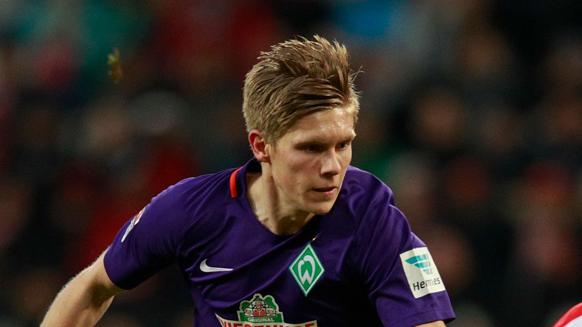 Aron Johannsson Werder Bremen Bundesliga