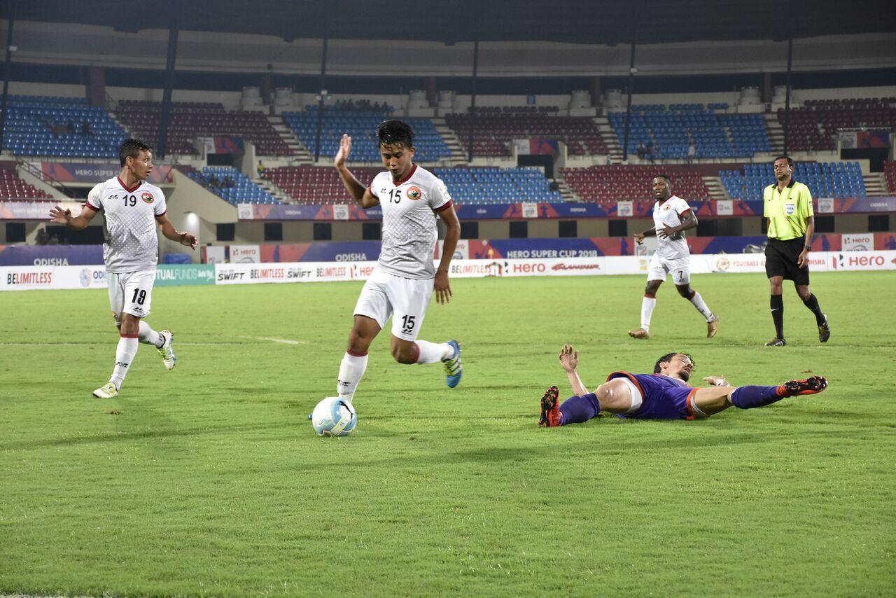 FC Pune City Shillong Lajong Super Cup 2018