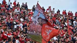 Perugia fans Serie B 10082017