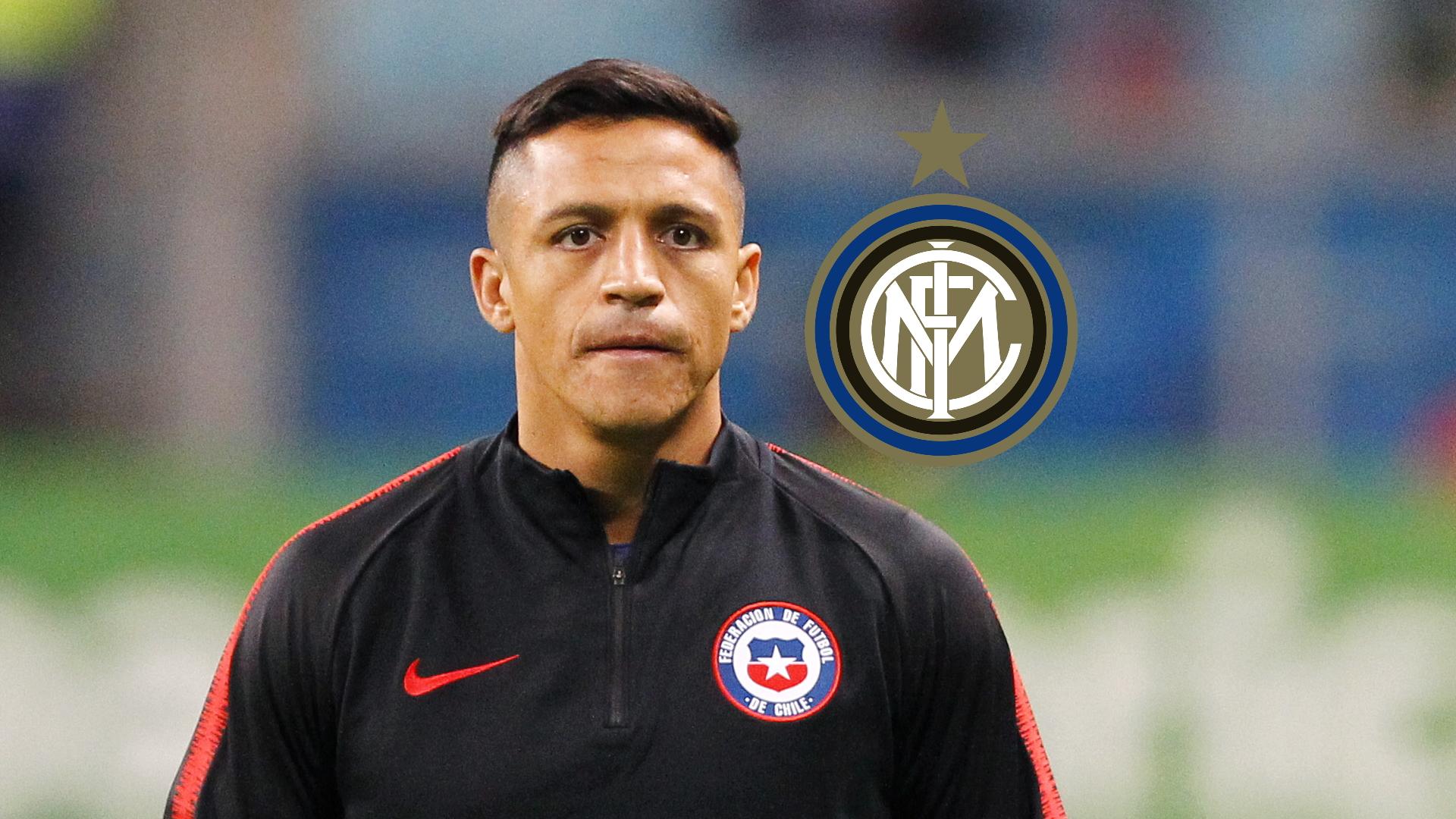 Alexis Sanchez prêté à l'Inter Milan
