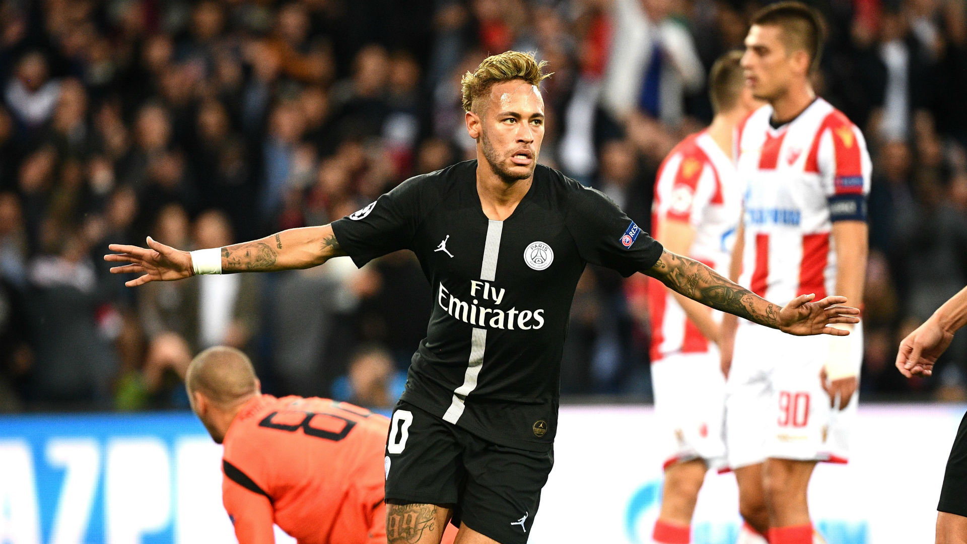 Investigation Opens Into Potential Red-Star Vs PSG Match-Fixing