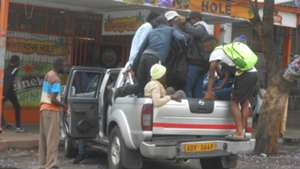 Matabeleland pickup