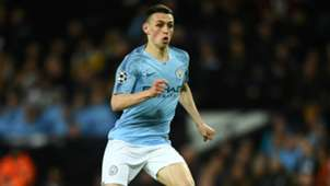 Phil Foden Manchester City Schalke Champions League 2019