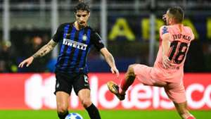 Sime Vrsaljko Inter Barcelona