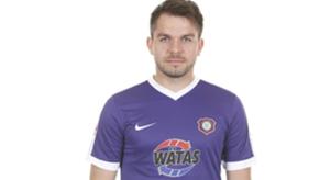 Tommy Käßemodel FC ERZGEBIRGE AUE