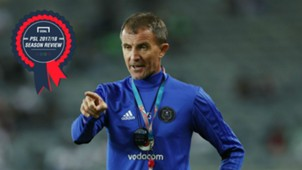 Micho Sredojevic of Orlando Pirates end of season review