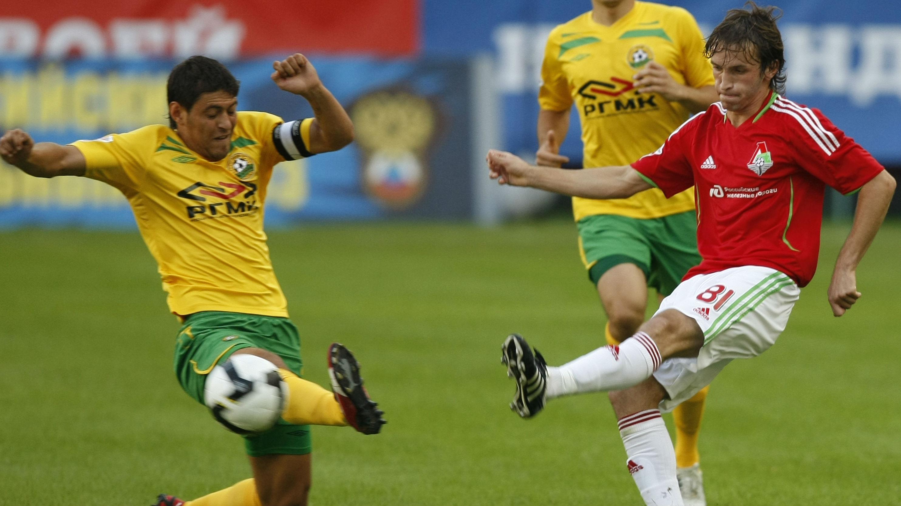 Alan Gatagov Loko vs Kuban
