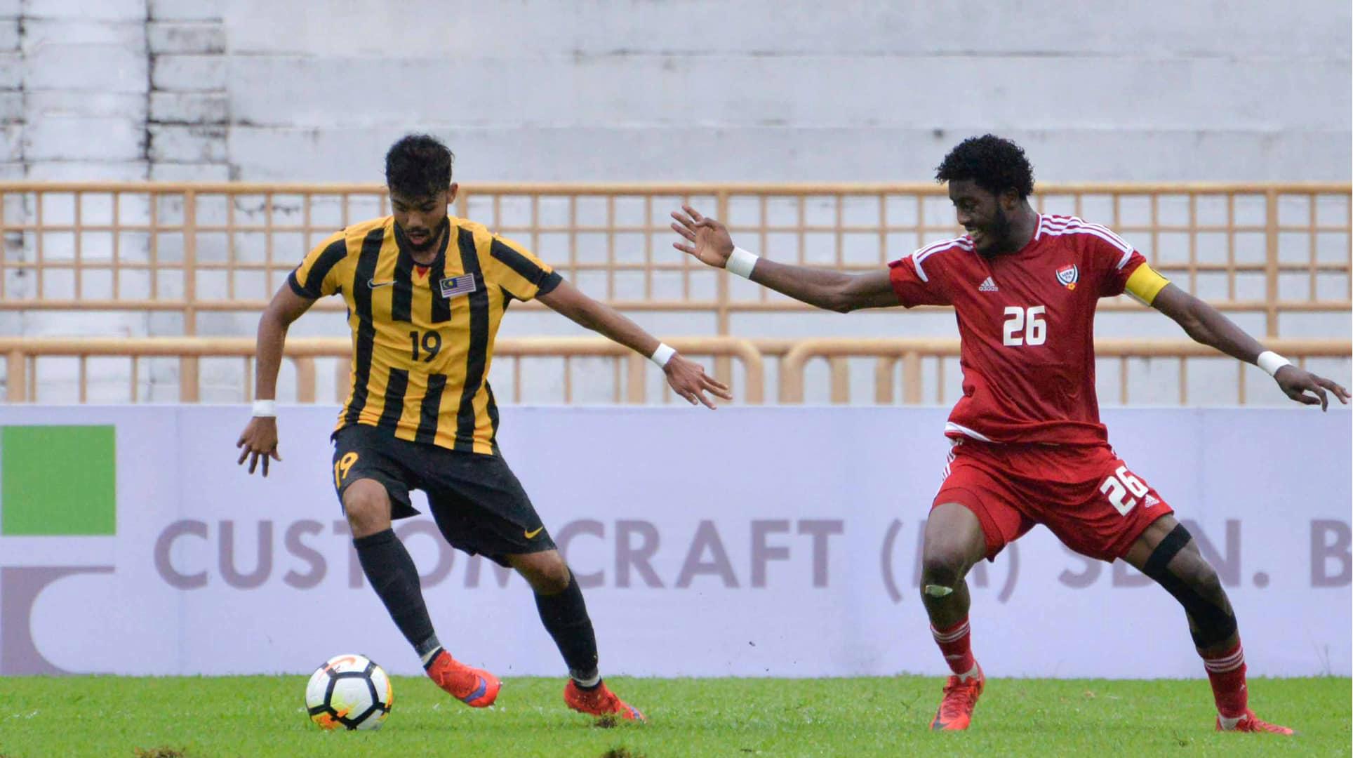 Zafuan Azeman, Malaysia U19